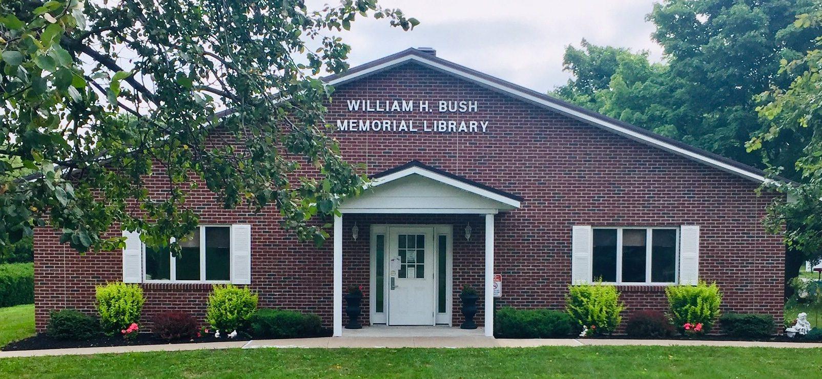 William H. Bush Memorial Library
